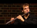 Sébastian Jacot - Round 1 (Carl Nielsen International Flute Competition)
