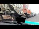 Укладка асфальта на Крупской 8 г. Омск 24 июня 2017