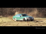 Mercedes W140SUV offroad