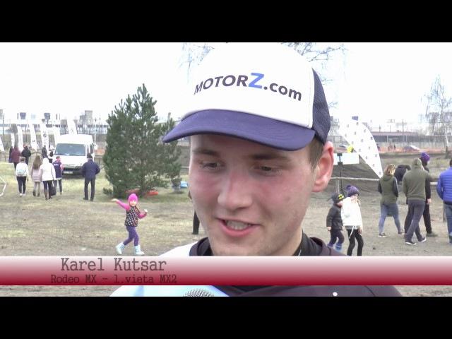 Krāsu Serviss Latvijas Čempionāta motokrosā 1. posms Liepājā