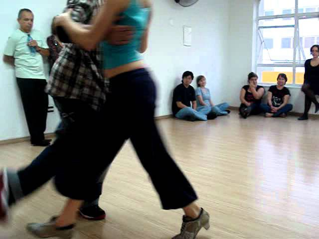 Rafael Martins e Giulianna Davoli - Tango Alternativo