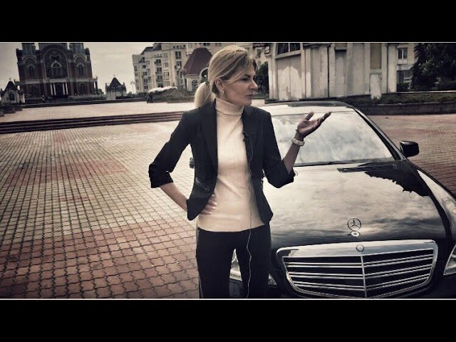 Mercedes-Benz S500 (W221).Его хотят Все.Тест-драйв KoshkaUSSR and Forsage7