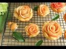 心心相印~蘋果玫瑰酥 (Apple Rose Tarts)