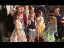 Сын Евгении Феофилактовой Даниэль на детском показе мод в Барвихе