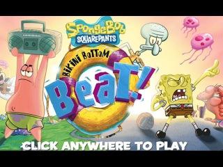 Spongebob Bikini Bottom Beat - Волейбол Спанч Боб