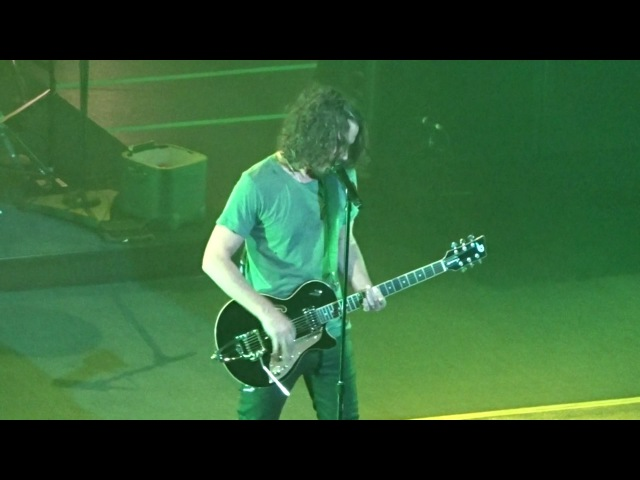 Soundgarden - The Day I Tried To Live - Live at The Fox Theater in Detroit, MI on 5-17-17