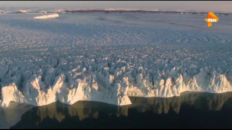 Застывшая тайна планеты [16/06/2017,Антарктида таинственный континент.Монстры, обитающие в подлёдных озёрах.опасный вирус,
