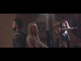 Прекрасный кавер на песню James Arthur - Say You Wont Let Go от KHS,Madilyn Bailey и JoshuaDTV