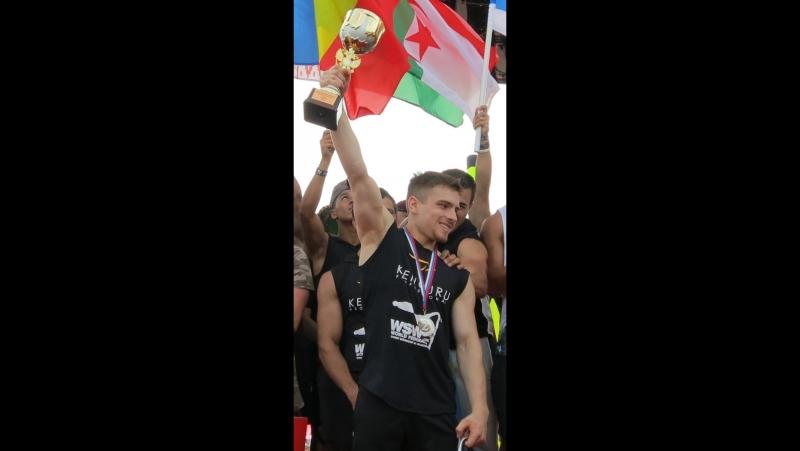 2-место Viktor Kamenov (Болгария)