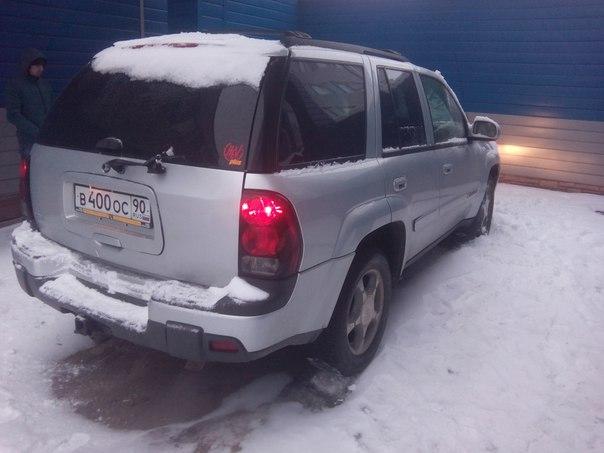 #Дмитров #автобарахолка #подслушаноуводителей  Chevrolet TrailBlazer 2