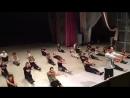 Мастер класс солиста шоу-балета ТОДЕС Павла Волосова