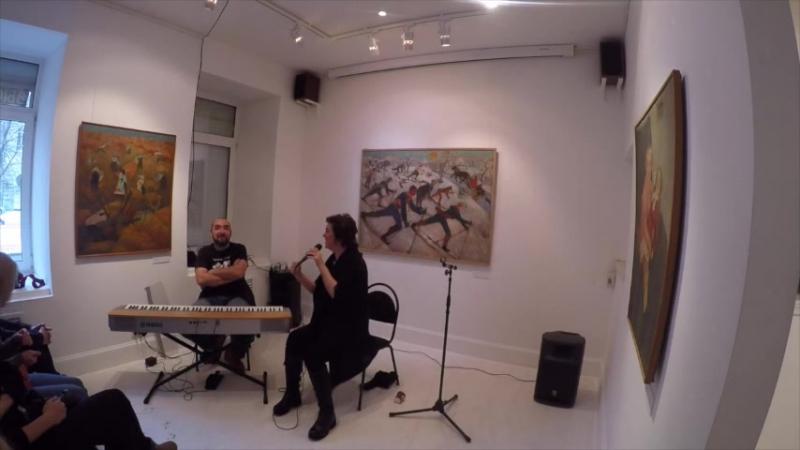 Vocal Exchange 3- Ольга Олейникова и Николай Добкин