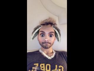 Bill Kaulitz Instagram History