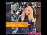 [Сообщение] Дара в поддержку модели YG Kplus Кан Сын Хён