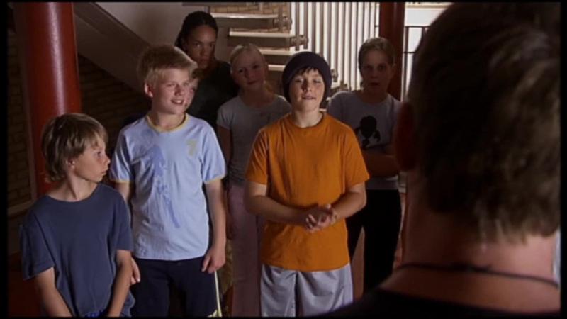 Мальчишки есть мальчишки / Gutta Boys (2006) Норвегия Серия - 2