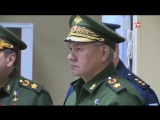 Шойгу лично проверил работу расчетов РЛС, следящих за ракетным нападением