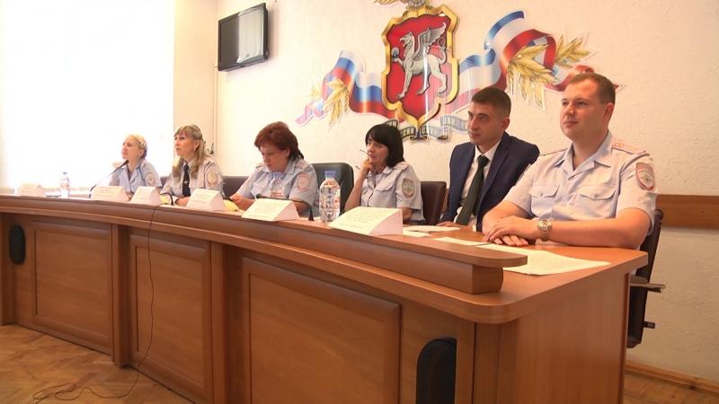 Представителям СМИ рассказали о предоставляемых МВД РФ государственных услугах