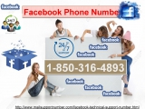 Get Instant Help by means of Facebook Phone Number 1-850-361-8504