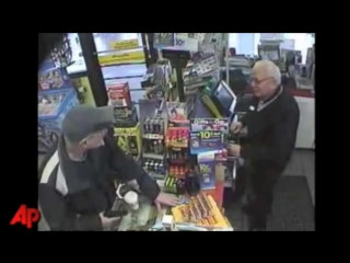 Worlds Most Polite Robbery