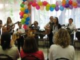Выпускной концерт студии вокала и гитары