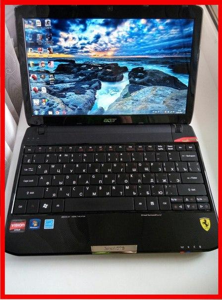 Продам, Нетбук Acer Ferrari One 200 Ціна 3100 + Торг!  Нетбук Acer
