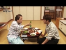 BTS Тэо на съемках 22 эпизода Youre Too Much