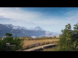 Новые карты в HD World of Tanks