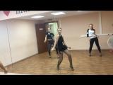 Кубинские танцы / Шаг вперед / Арина Акулова