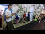 Соревнования по скалолазанию Царь скалы скалодром BigFoot