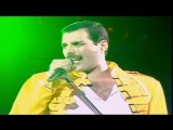 Queen - One Vision '1  Tie Your Mother Down '2 (Live at Wembley ' Friday 11.07.86)