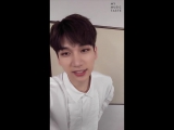 |170725| Our maknae Hyuk from VIXX can't wait to meet Starlights in SEA soon~