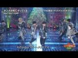 2016.12.14 FNS Merry Xmas Medley Hey! Say! JUMP