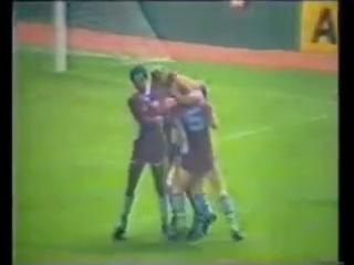 Aston Villa - Spartak Mosca 1-2 - Coppa U.E.F.A. 1983-84 -астон вилла-спартак 2-2
