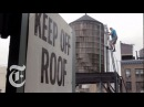 Inside New York City's Water Towers The New York Times