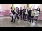 Veronika Shulkevich - WORKSHOP by Dabke for group