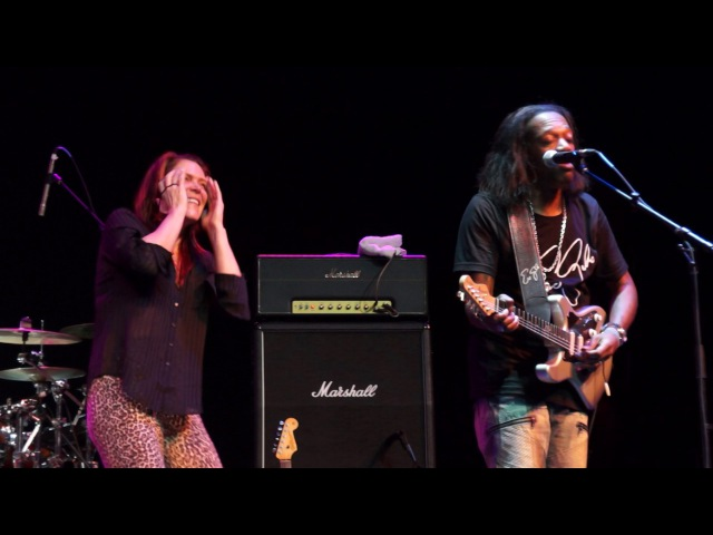 Eric Gales Beth Hart Catfish Blues 07 02 2017 Norwegian Jade