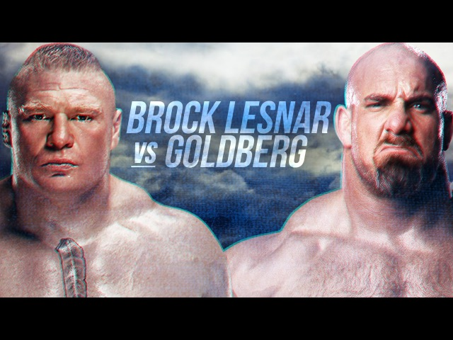 Brock Lesnar vs Goldberg Promo - WWE Survivor Series Promo 2016 | HD