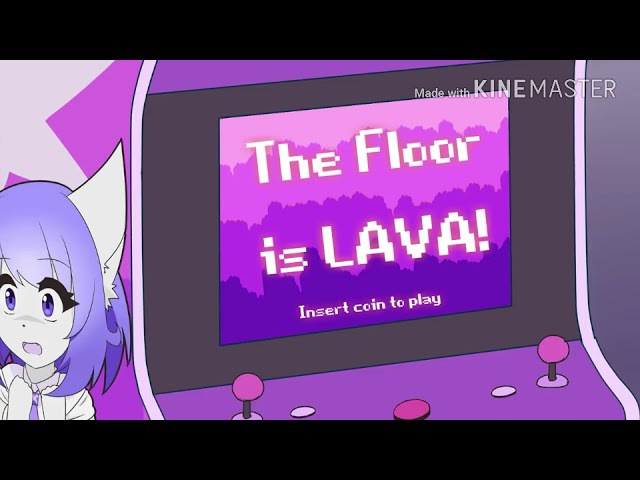 Top 5 animation The floor is lava meme