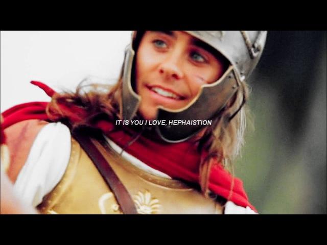 Till the end | alexander hephaistion