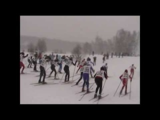 Лыжная гонка памяти сотрудников спецподразделения Альфа