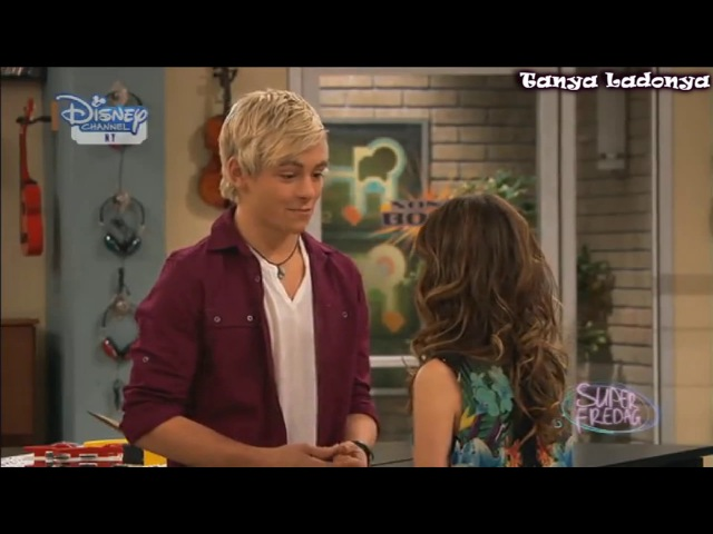 ♬ AustinAlly♬ Tangled Up In Me