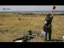 Народная милиция ЛНР научила луганских студентов стрелять из АК и метать гранаты