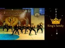 King's family / dancehall / 1 place / cupa Moldovei 2017
