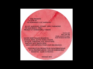 Luc Marianni - Voyage Vers Lharmonie (Tin Man Remix) [DDD]