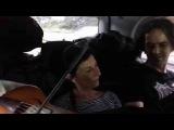 Burdon_Hedningarna jam session on the move