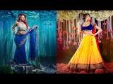 Индийские невесты в образах Принцесс Диснея. Indian brides Disney Princess