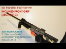 Inclined Front Grip JRC IFG1C for Just Right Carbine 7 OEM Handguard