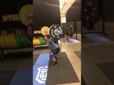Reebok CrossFit Games 2017 athelete's warm up area