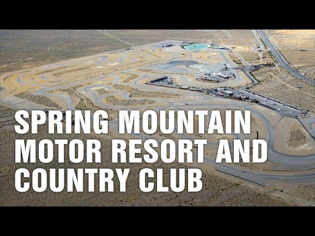 Spring Mountain Motor Resort Country Club (Motorz TV)