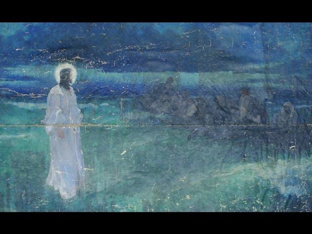 КОНСТАНТИН КОРОВИН Хождение по водам Библейский сюжет